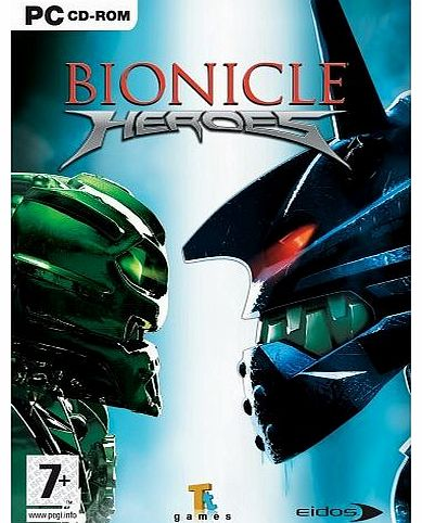 Bionicle Heroes (PC) [Windows] - Game